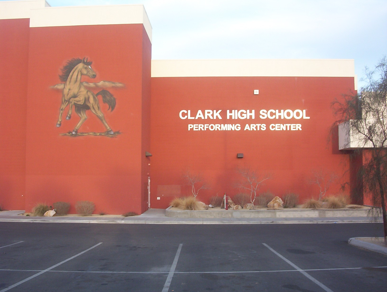 Ed W. Clark High School